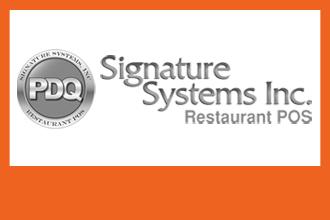 Signature Systems (Via DataCap Middleware)